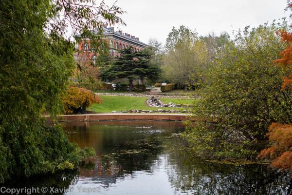 Copenhagen, Denmark - Botanical Garden - 2