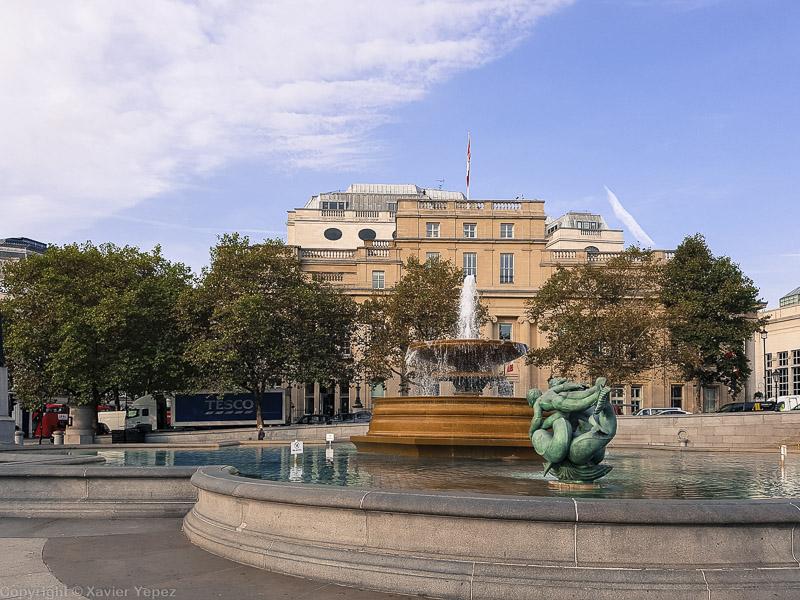 Canada House, Trafalgar Square, London